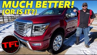 Download This Just In: We Drive The Upscale 2020 Nissan Titan SL & Show You The Good And The Bad! Video