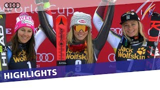 Download Mikaela Shiffrin smashes rivals in season-ending Slalom at Åre | Highlights Video