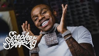 Download DaBaby Goes Sneaker Shopping With Complex Video