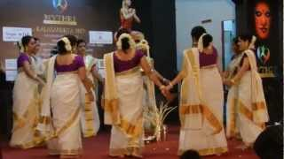 Download Thiruvathira - Mythri association Video