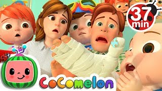 Download Boo Boo Song + More Nursery Rhymes & Kids Songs - CoCoMelon Video