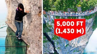 Download 10 Scariest Bridges in the World You Can Walk On Video