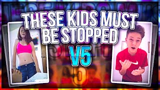 Download THESE KIDS MUST BE STOPPED #5 Video