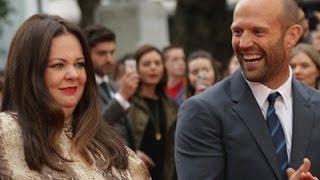 Download Jason Statham Has Melissa McCarthy in Stitches Video