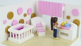 Download LEGO Baby Girl's Room! Video