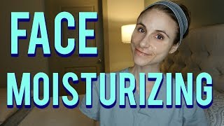 Download HOW TO MOISTURIZE YOUR FACE: Q&A  Dr Dray Video
