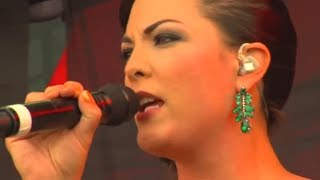 Download Caro Emerald Live - A Night Like This @ Sziget 2012 Video