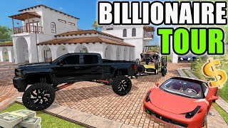 Download FARMING SIMULATOR 2017 | LET ME SHOW YOU MY MILLION DOLLAR HOUSE & CARS | CRIBS FS17 EDITION Video