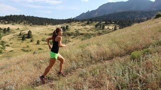 Download Uphill and Downhill Running Form: Tips and Techniques Video
