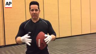 Download Why Peyton Manning And Other NFL Quarterbacks Wear Gloves Video