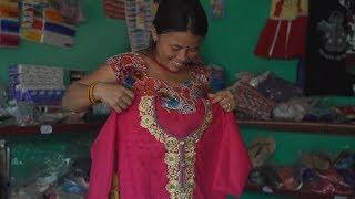 Download Com apoio da ONU, migrante retornada ao Nepal recomeça sua vida Video