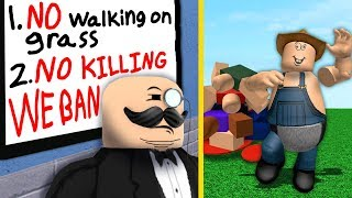 Download Breaking Roblox's STRICTEST group's rules... Video