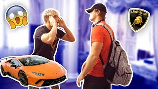 Download LAMBORGHINI PRANK REVENGE **LOGAN GOT ME BACK** Video