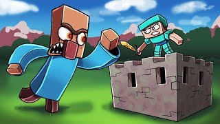 Download Minecraft | GIANT MUTANT VILLAGER BASE CHALLENGE! (Base vs Villager.EXE) Video