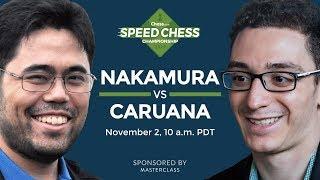 Download Speed Chess Championship: Hikaru Nakamura Vs Fabiano Caruana Video