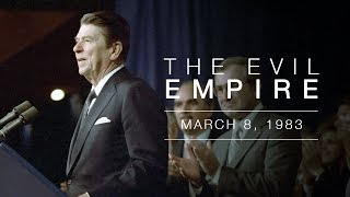 Download ″Evil Empire″ Speech by President Reagan - Address to the National Association of Evangelicals Video