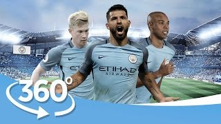 Download MAN CITY MATCHDAY IN 360 VR! Video