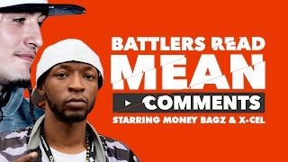 Download KOTD - Battlers Read Mean Comments - Money Bagz/Xcel Edition Video