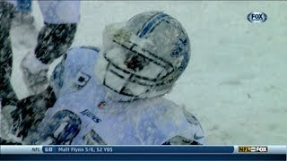 Download Lions vs Eagles 2013 Highlights Snow Game Video