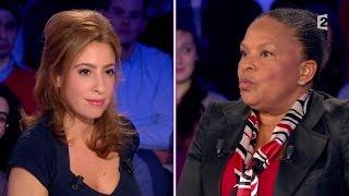 Download Christiane Taubira explique son silence médiatique - On n'est pas couché - 21/02/15 Video