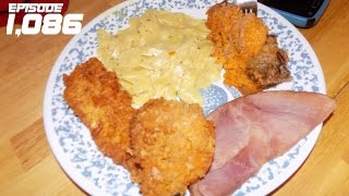 Download SOME CHICKEN AND HAM YUM!! - December 05,2016 (Day 1,086) Video