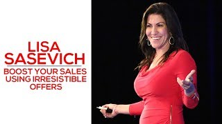 Download Boost Your Sales Using Irresistible Offers - Lisa Sasevich Video
