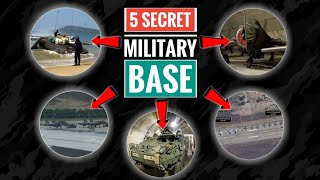 Download Indian Military Base - Top 5 Secret Military & Air Bases Of India | Secret Military Base (Hindi) Video