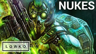 Download StarCraft 2: TONS OF NUKES IN A PRO GAME! Video