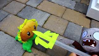 Download Plants vs. Zombies Plush Short: The Stubborn Sunflower! Video