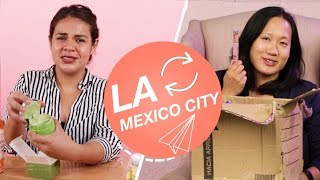 Download Strangers Swap Mystery Beauty Boxes • LA & Mexico City Video