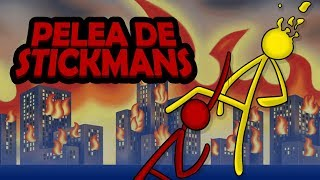Download PELEA DE STICKMANS ⭐️ Stick Fight: The Game | iTownGamePlay Video