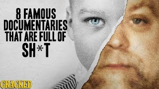 Download 8 Famous Documentaries That Are Full Of Sh*t (Making A Murderer, Super Size Me) Video
