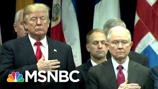 Download Is DOJ Punishing Judges For Fair Immigration Hearings? | The Last Word | MSNBC Video