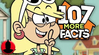 Download 107 More The Loud House Facts YOU Should Know! Cartoon Facts! (107 Facts S7 E12) Video