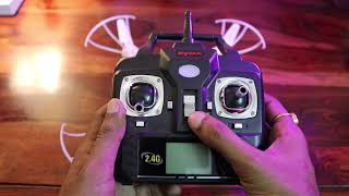 Download Best Budget Drone Syma X5C - 1 Unboxing Video