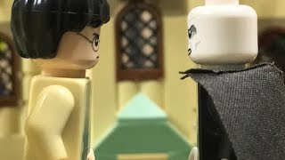 Download LEGO Harry Potter and the Deathly Hallows Part 2: Harry vs. Voldemort Final Battle Clip Video