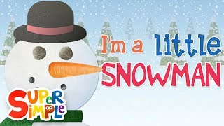 Download I'm A Little Snowman | Super Simple Songs Video