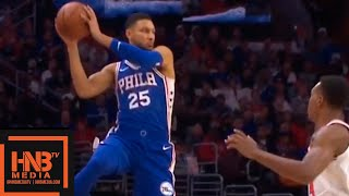 Download Philadelphia Sixers vs Chicago Bulls 1st Qtr Highlights | 10.18.2018, NBA Season Video