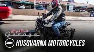 Download 2018 Husqvarna Motorcycles - Jay Leno's Garage Video