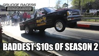 Download BADDEST S10 TRUCKS OF GRUDGE RACERS UNCHAINED SEASON 2 Video