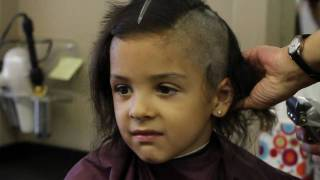 Download 5 year old mohawk! Video
