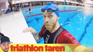 Download Easy Triathlon Swimming Flip Turns and Tri Suits vs Tri Swimskins Video