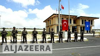Download Turkey opens largest overseas army base in Somalia Video
