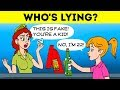 ALL KINDS OF RIDDLES IN ONE SET! 20 HARD RIDDLES WITH ANSWERS