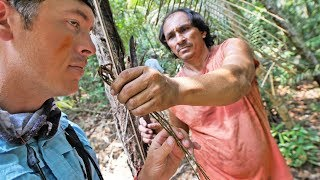 Download Exploring Amazon Jungle with Natives | Fishing Peacock Bass in the Amazon pt.4 Video