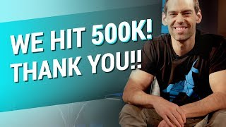 Download Thank you for 500,000 Subscribers!! Video