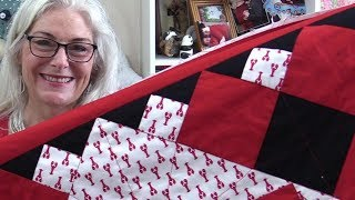 Download Quilting the Big Bold Tablecloth Video