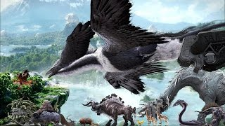 Download Scale Comparison of Final Fantasy XV's Creatures Video