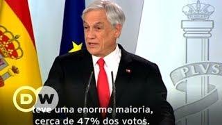 Download Líderes de Chile e Espanha comentam votação de Bolsonaro Video