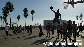Download $100 Dunk Challenge at Venice Beach Video